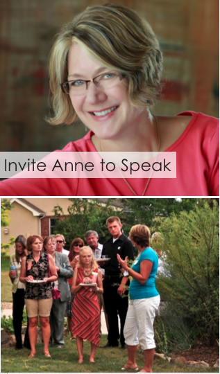 Invite Anne Clark to Speak